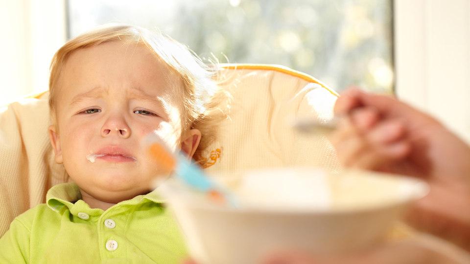 válogatós gyermek, betegség